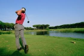 Golf peralada, golf costa brava espagne, green paralada espagne