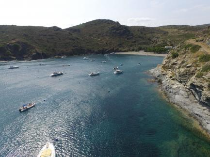 espagne plage bateau
