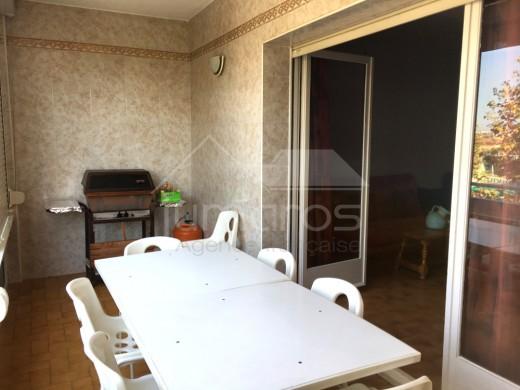 Appartement avec amarre, Empuriabrava
