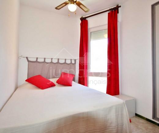 Appartement avec 2 chambres, terrasse, amarre communautaire