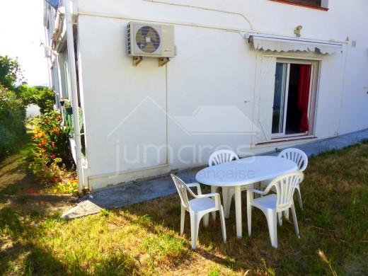 Appartement 40m² proche du centre et de la plage, avec garage