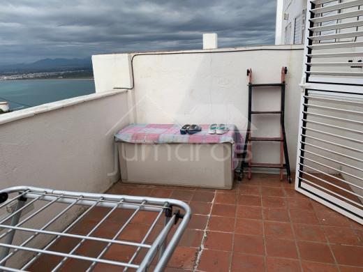Maison Puig Rom avec vue mer