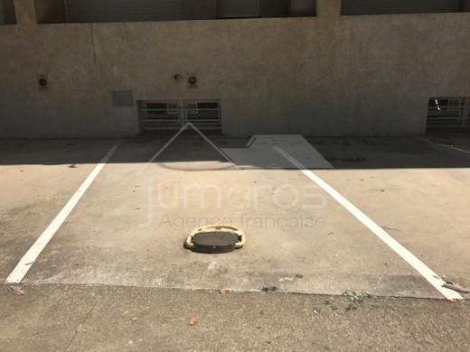 Parking privé 1 place à 900m de la plage