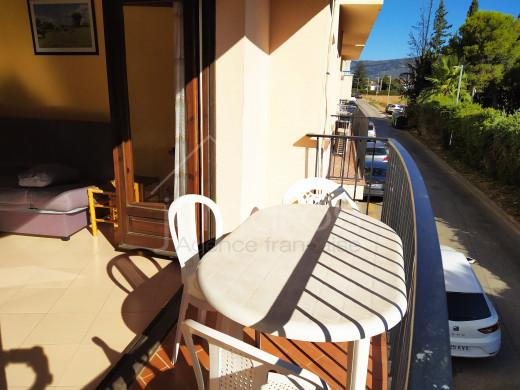 Appartement  avec terrasse vue parc, meublé
