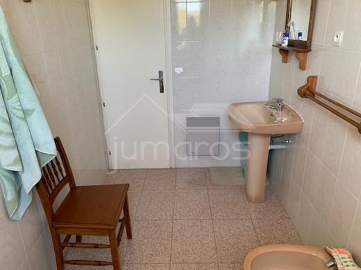 Maison avec 3 chambres plus terrain constructible