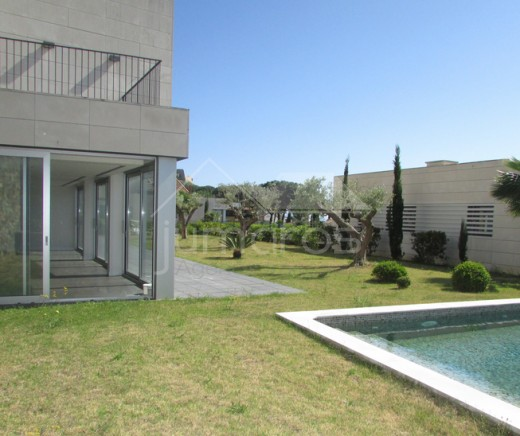 Villa de luxe avec piscine, Roses