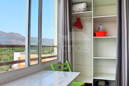 Appartement vue mer et montagne proche de la plage + parking