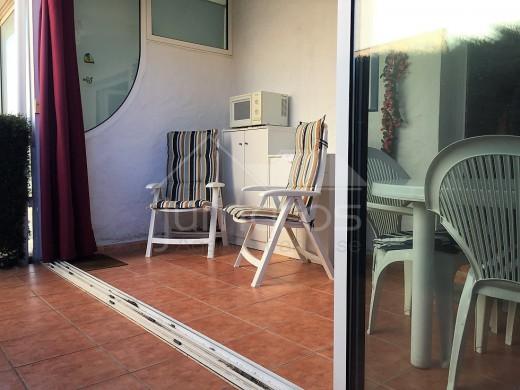 Jolie maison de pêcheur avec une amarre privée pour voilier, à Santa-Margarida.