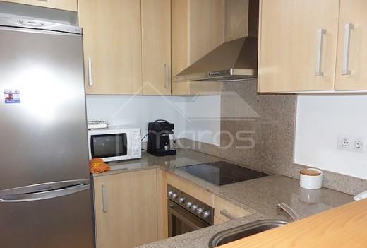 Appartement avec une grande terrasse de 45m2 et parking privé