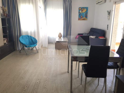 Atico 2 chambres avec amarre privée et parking