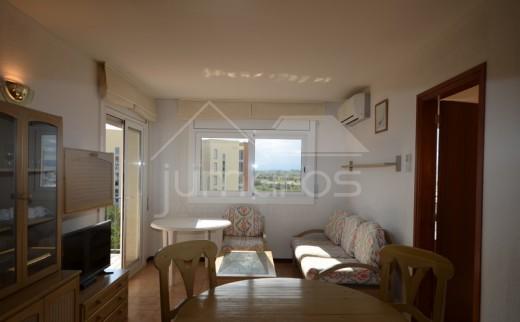 Appartement 2 chambres vue sur le canal de Santa Margarita
