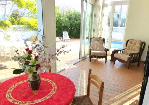 Superbe villa avec piscine et garage, Ampuriabrava