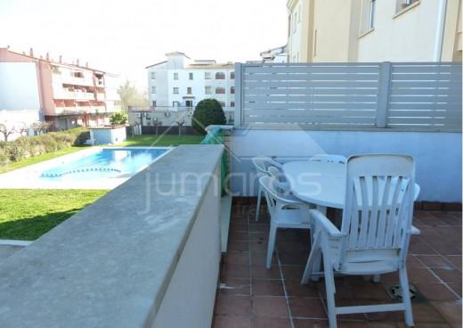 Appartement avec piscine et jardin communautaire, à Ampuriabrava