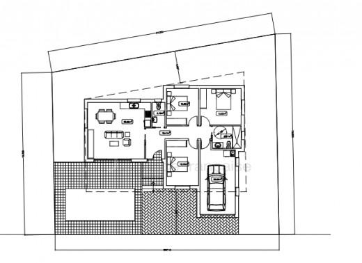 Maison Neuve de 3 chambres à Roses Costa Brava