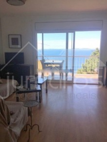 Appartement duplex avec belle vue mer