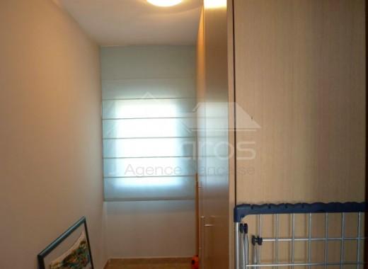 Très bel appartement 3 chambres avec possible amarre