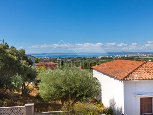 Villa avec piscine et parking privé, Mas Fumats - Roses