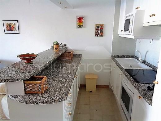 Agréable appartement avec vue magnifique sur le Lac Maurici d'Empuriabrava