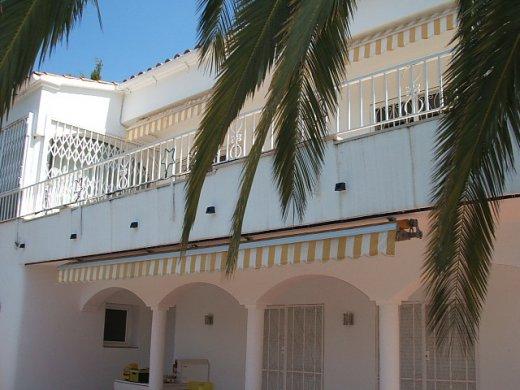 Rosas : Très belle maison avec vue sur Baie de Roses