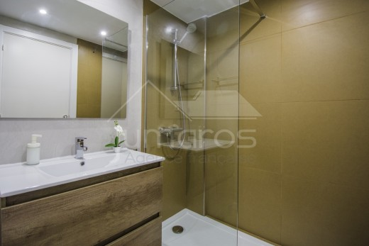 Appartement 1 chambre dans une belle résidence avec piscine à Santa Margarida, Roses
