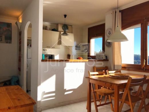 Appartement 2 chambres avec merveilleuse vue