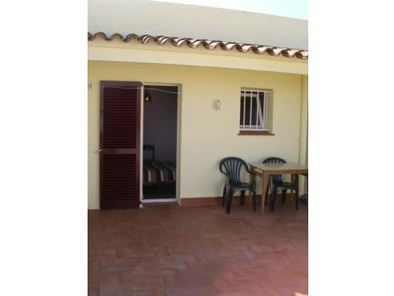 terrasse avec accès étage