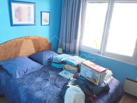 3 chambres, vue mer, piscine possible, parking privé