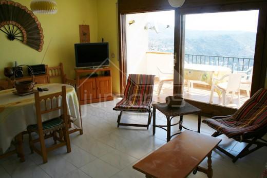 Appartement dans les hauteurs de Canyelles, proche plage