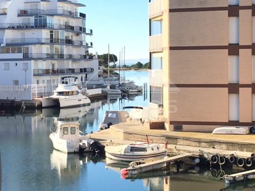 Appartement avec vue Canal près de la plage et des commerces