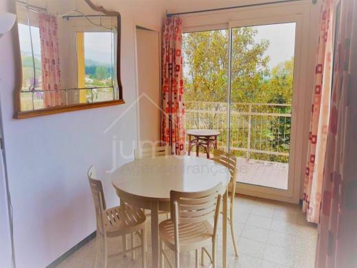 Appartement avec splendide vue sur la baie et les montagnes