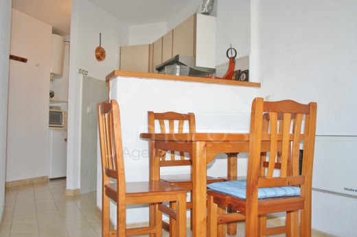 Appartement avec terrasse vue canal à Empuriabrava