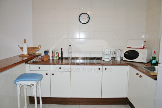 Empuriabrava: Appartement avec piscine, exposition Sud