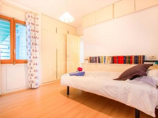 4 bedrooms, 131 m2, 2 parkings, terrace 18m2