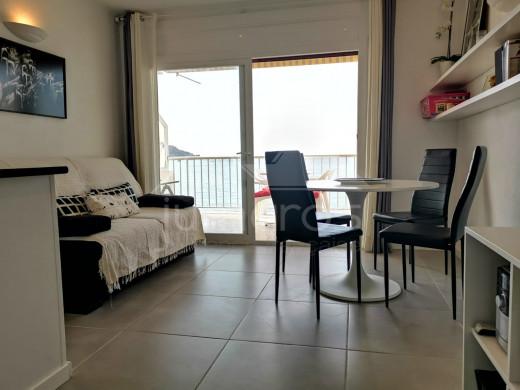 Bel appartement en première ligne de mer