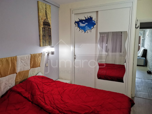 Appartement 1ère ligne de mer à Roses