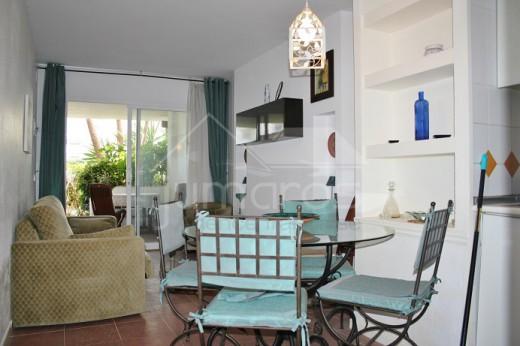 Appartement 2 chambres doubles au rez de chaussée à Santa Margarida