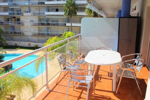 46m2, 2 chambres, résidence sécurisée avec piscine