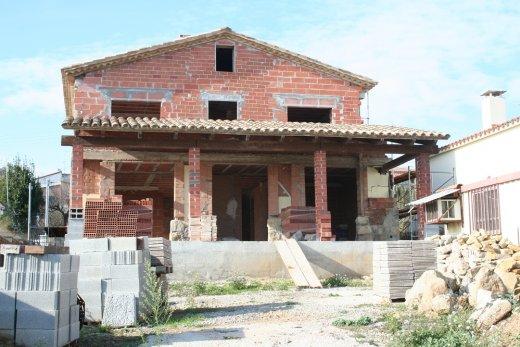Costa Brava:Magnifique maison de campagne à finir
