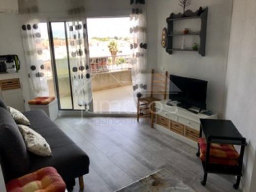 Appartement rénové dans le centre ville et proche plage