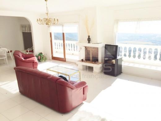 Maison de 4 chambres vue sur la baie à Mas Fumats