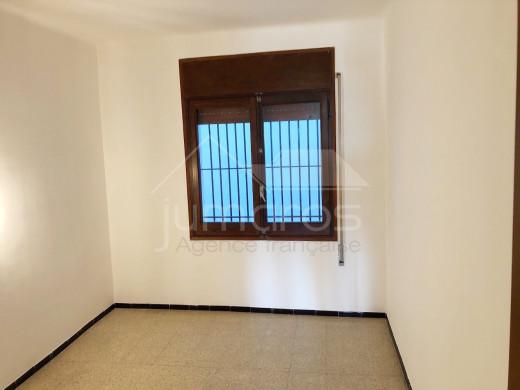 Bel appartement de trois chambres en 1ère ligne de mer