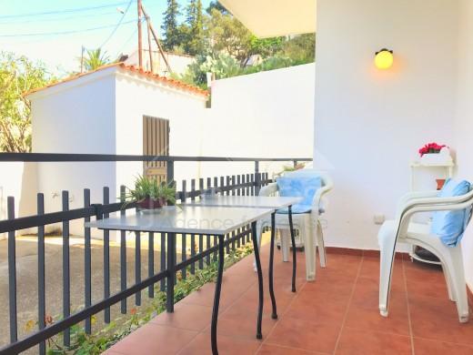 2 chambres, vue mer, terrasse 14 m2 et parking privé