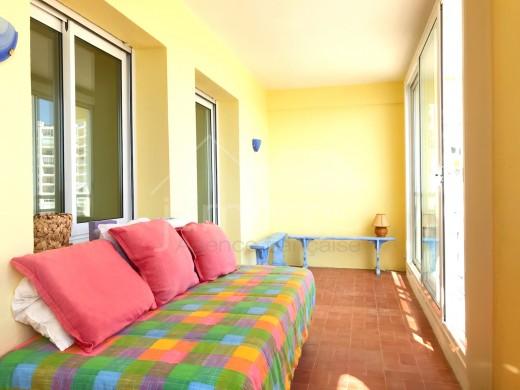 Appartement 2 chambres vue mer  à 50m de la plage à Empuriabrava.