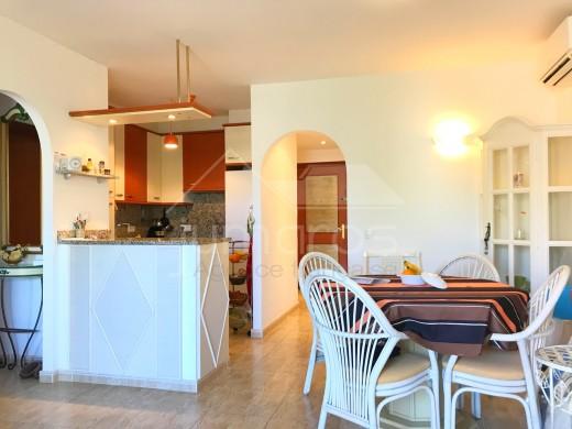 Appartement en très bon état à 50m de la plage avec parking à Empuriabrava
