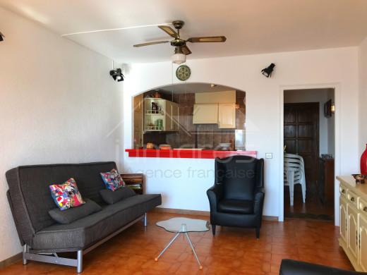 Appartement vue mer très bien situé à Empuriabrava