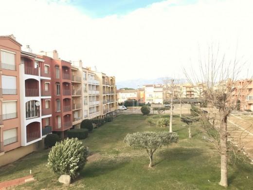 Appartement  2 chambres dans le centre d'Empuriabrava et à 100m de la plage avec parking