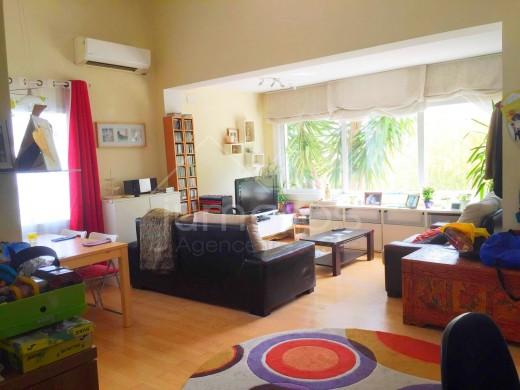 Maison individuelle avec jardin privé et solarium Roses