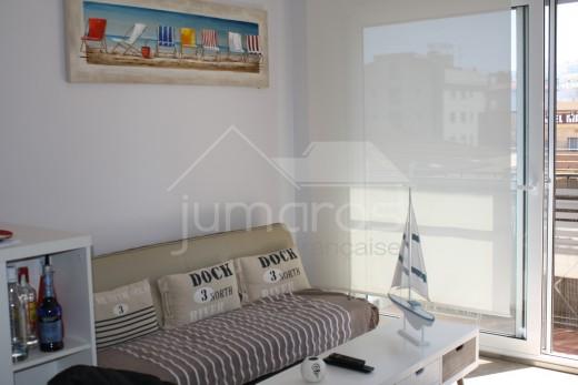 Appartement lumineux à 200m de la plage
