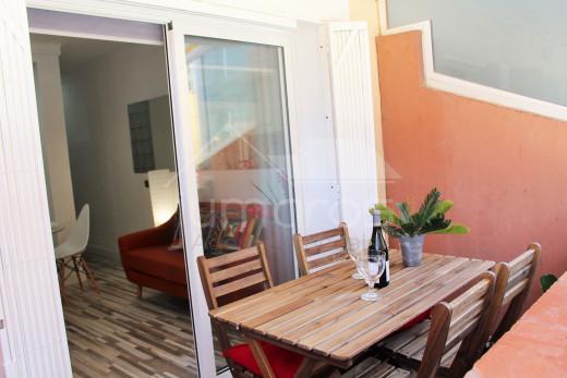 Appartement rénové à 50m de la plage d'Empuriabrava