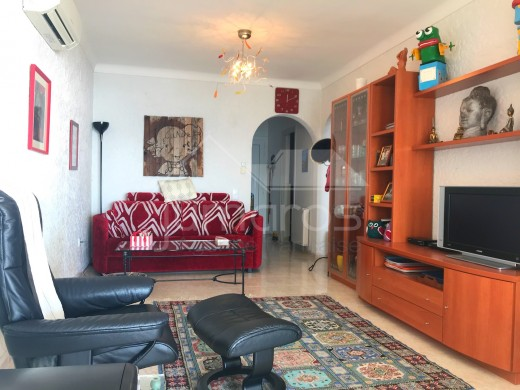 Appartement 2 chambres vue mer et parking à Roses